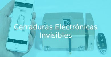 mejores Cerraduras Electrónicas Invisibles