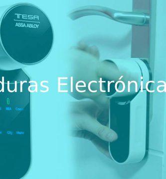 mejores Cerraduras Electrónicas Tesa