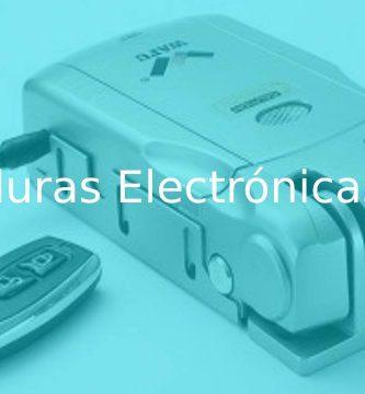 mejores Cerraduras Electrónicas Wafu